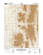 Headlight Mountain Utah Current topographic map, 1:24000 scale, 7.5 X 7.5 Minute, Year 2014 from Utah Map Store