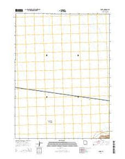 Lemay Utah Current topographic map, 1:24000 scale, 7.5 X 7.5 Minute, Year 2014 from Utah Maps Store