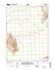 Lemay Island Utah Current topographic map, 1:24000 scale, 7.5 X 7.5 Minute, Year 2014 from Utah Maps Store