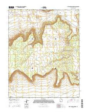 Little Creek Mountain Utah Current topographic map, 1:24000 scale, 7.5 X 7.5 Minute, Year 2014 from Utah Maps Store