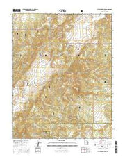 Little Creek Peak Utah Current topographic map, 1:24000 scale, 7.5 X 7.5 Minute, Year 2014 from Utah Maps Store