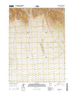 Park Valley Utah Current topographic map, 1:24000 scale, 7.5 X 7.5 Minute, Year 2014 from Utah Map Store