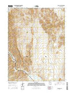 Sage Valley Utah Current topographic map, 1:24000 scale, 7.5 X 7.5 Minute, Year 2014 from Utah Map Store