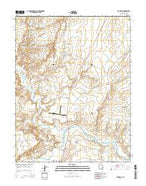The Notch Utah Current topographic map, 1:24000 scale, 7.5 X 7.5 Minute, Year 2014 from Utah Map Store
