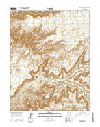 The Pinnacle Utah Current topographic map, 1:24000 scale, 7.5 X 7.5 Minute, Year 2014 from Utah Map Store