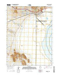 Wendover Utah Historical topographic map, 1:24000 scale, 7.5 X 7.5 Minute, Year 2014
