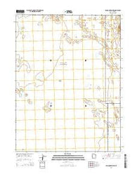 Wig Mountain NW Utah Current topographic map, 1:24000 scale, 7.5 X 7.5 Minute, Year 2014