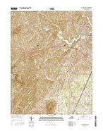 Culpeper West Virginia Current topographic map, 1:24000 scale, 7.5 X 7.5 Minute, Year 2016 from Virginia Map Store