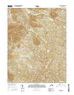Free Union Virginia Current topographic map, 1:24000 scale, 7.5 X 7.5 Minute, Year 2016 from Virginia Map Store