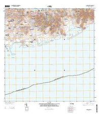 Christiansted Virgin Islands Current topographic map, 1:20000 scale, 7.5 X 7.5 Minute, Year 2013