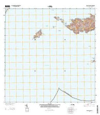 Savana Passage Virgin Islands Historical topographic map, 1:20000 scale, 7.5 X 7.5 Minute, Year 2013