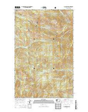 Duncan Ridge Washington Current topographic map, 1:24000 scale, 7.5 X 7.5 Minute, Year 2014 from Washington Maps Store