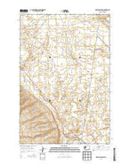 Horn Rapids Dam Washington Current topographic map, 1:24000 scale, 7.5 X 7.5 Minute, Year 2013 from Washington Map Store
