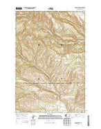 Hudson Creek Washington Current topographic map, 1:24000 scale, 7.5 X 7.5 Minute, Year 2013 from Washington Map Store