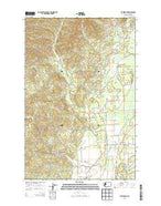 Littlerock Washington Current topographic map, 1:24000 scale, 7.5 X 7.5 Minute, Year 2013 from Washington Map Store
