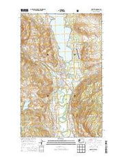 Oroville Washington Current topographic map, 1:24000 scale, 7.5 X 7.5 Minute, Year 2014 from Washington Maps Store