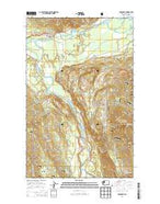 Rockport Washington Current topographic map, 1:24000 scale, 7.5 X 7.5 Minute, Year 2014 from Washington Map Store
