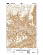 Stember Creek Washington Current topographic map, 1:24000 scale, 7.5 X 7.5 Minute, Year 2013 from Washington Map Store