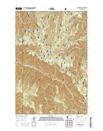 Stentz Spring Washington Current topographic map, 1:24000 scale, 7.5 X 7.5 Minute, Year 2013 from Washington Map Store