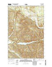 Vail Washington Current topographic map, 1:24000 scale, 7.5 X 7.5 Minute, Year 2013 from Washington Maps Store