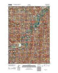Acme Wyoming Historical topographic map, 1:24000 scale, 7.5 X 7.5 Minute, Year 2012