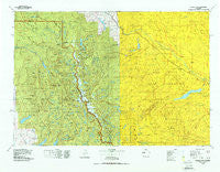 Gannett Peak Wyoming Historical topographic map, 1:100000 scale, 30 X 60 Minute, Year 1978