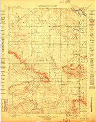 Goshen Hole Wyoming Historical topographic map, 1:125000 scale, 30 X 30 Minute, Year 1899