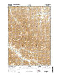 O T O Ranch Wyoming Current topographic map, 1:24000 scale, 7.5 X 7.5 Minute, Year 2015