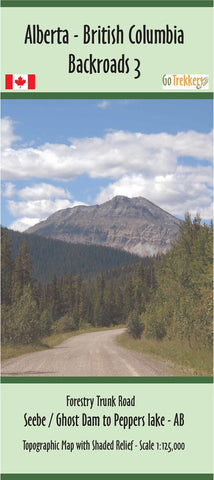 Purchase alberta bc backroads clip