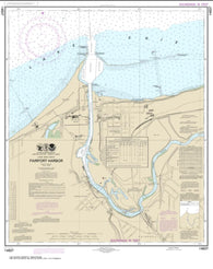 Buy map Fairport Harbor (14837-29) by NOAA