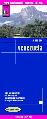 Buy map Venezuela by Reise Know-How Verlag