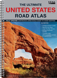 Buy map United States, The Ultimate Road Atlas by Hema Maps