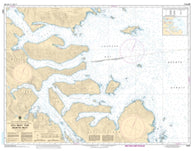 Buy map Atli Inlet to/a Selwyn Inlet by Canadian Hydrographic Service