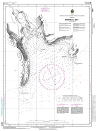 Buy map Forteau Bay by Canadian Hydrographic Service