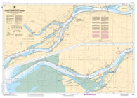 Buy map Fraser River/Fleuve Fraser, Sand Heads to/a Douglas Island by Canadian Hydrographic Service