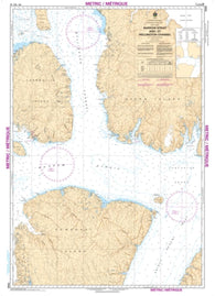 Buy map Barrow Strait and/et Wellington Channel by Canadian Hydrographic Service