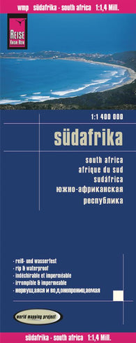 Buy map South Africa by Reise Know-How Verlag
