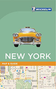 Buy map Michelin Map and Guide, New York City by Michelin Maps and Guides