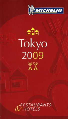 Buy map Tokyo, Japan, Red Guide by Michelin Maps and Guides