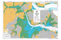 Buy map AUCKLAND HARBOUR WEST (5323) by Land Information New Zealand (LINZ)