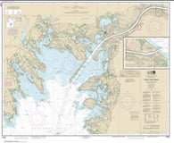 Buy map Cape Cod Canal and Approaches (13236-31) by NOAA