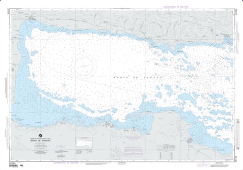 Buy map Bahia De Samana (NGA-25724-3) by National Geospatial-Intelligence Agency