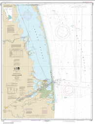 Buy map Southern part of Laguna Madre (11301-26) by NOAA