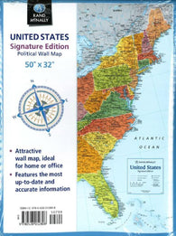 Buy map United States, Signature Series, Folded by Rand McNally