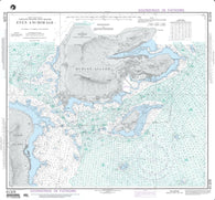 Buy map Eten Anchorage (Caroline Islands - Truk Islands) (NGA-81329-2) by National Geospatial-Intelligence Agency