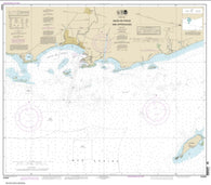 Buy map Bahia de Ponce and Approaches (25683-20) by NOAA