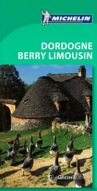 Buy map Dordogne, Berry and Limousin, Green Guide by Michelin Maps and Guides