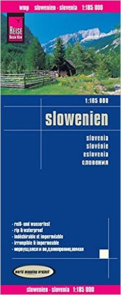 Buy map Slovenia by Reise Know-How Verlag