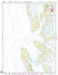 Buy map FORLANDSREVET - FEMTEBREEN (522) by Kartverket