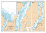 Buy map Fleuve Maroni des iles Arouaba a Saint-Laurent-du-Maroni by SHOM
